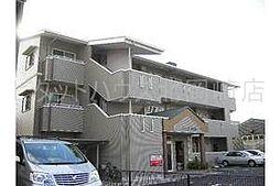 愛知県岡崎市大平町字建石の賃貸アパートの外観