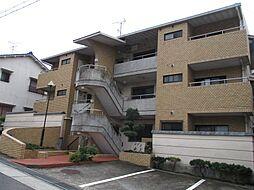 愛知県名古屋市千種区池上町2の賃貸マンションの外観