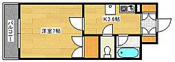 皆実町二丁目駅 3.7万円