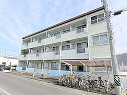 長野県千曲市大字桜堂の賃貸マンションの外観