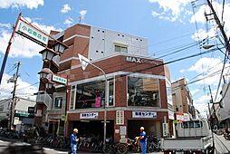 大阪府大阪市東淀川区小松1の賃貸マンションの外観