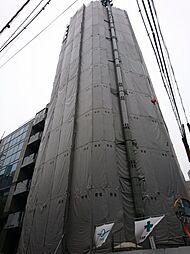東京都台東区蔵前3丁目の賃貸マンションの外観