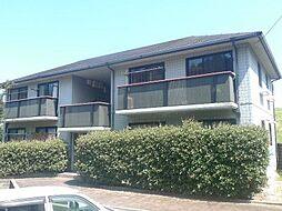 ヴィブレA棟[1階]の外観