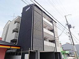 大阪府堺市堺区錦綾町2丁の賃貸マンションの外観