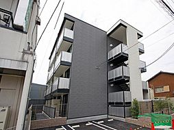 愛知県名古屋市熱田区中出町1丁目の賃貸アパートの外観