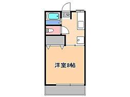 テクノポリス宝木[1階]の間取り