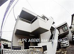 神奈川県横浜市港南区上大岡東3丁目の賃貸マンションの外観