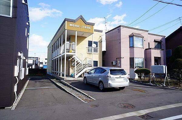 MORE-TRUE 1階の賃貸【北海道 / 旭川市】
