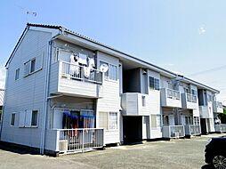 静岡県浜松市東区中野町の賃貸アパートの外観