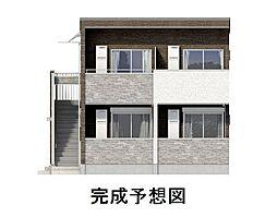名鉄犬山線 西春駅 徒歩3分の賃貸アパート