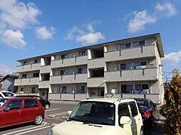 ファミーユ スクエアー A棟[3階]の外観