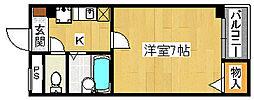 コスパ[5階]の間取り