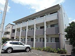 千葉県松戸市小金きよしケ丘1丁目の賃貸マンションの外観