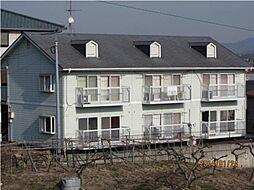 コーポクリスタル[2階]の外観