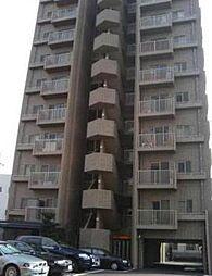 松崎ツインパークスS棟[401号室]の外観