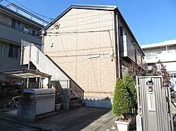 埼玉県さいたま市大宮区吉敷町3丁目の賃貸アパートの外観