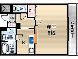 モンターニュ園[2階]の間取り