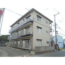 静岡県浜松市東区有玉台4丁目の賃貸アパートの外観