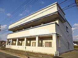 ハイツササハラ[2階]の外観