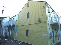 サウスコーストA[1階]の外観