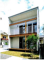 [一戸建] 愛媛県松山市小坂4丁目 の賃貸【/】の外観
