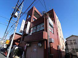 大阪府摂津市正雀3丁目の賃貸マンションの外観
