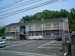 ピーチガーデン清原[2階]の外観