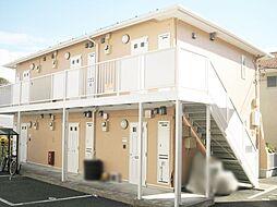神奈川県鎌倉市七里ガ浜1丁目の賃貸アパートの外観