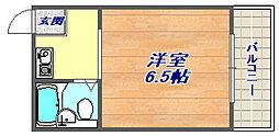 [タウンハウス] 兵庫県神戸市東灘区青木2丁目 の賃貸【/】の間取り