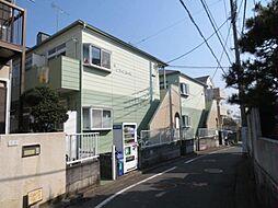 グリーンコーポ鶴ヶ峰A・B[A207号室]の外観