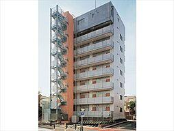 東京都杉並区高井戸東4の賃貸マンションの外観