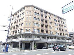 京都府京都市東山区梅林町の賃貸マンションの外観