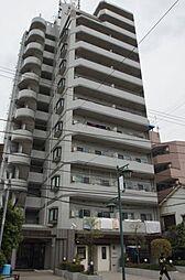 神奈川県川崎市川崎区渡田山王町の賃貸マンションの外観