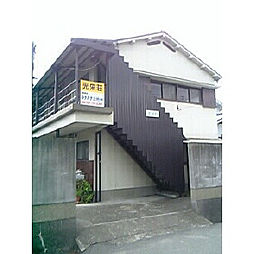光栄荘[2階]の外観