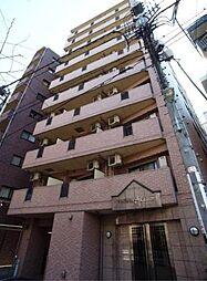 東京都渋谷区東3丁目の賃貸マンションの外観