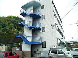 パパ・ド・ポーラスター[2階]の外観