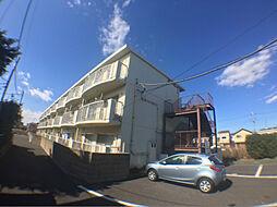 ガーデンビレッヂ[206号室]の外観