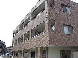 広島県安芸郡府中町浜田1丁目の賃貸マンションの外観