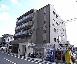京都府京都市南区九条町の賃貸マンションの外観