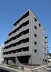 ルーブル旗の台弐番館[3階]の外観