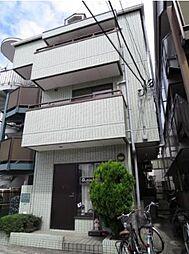東京都江戸川区中葛西5の賃貸マンションの外観