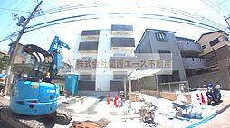 大阪府堺市北区百舌鳥梅北町3丁の賃貸アパートの外観