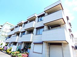 千葉県松戸市稔台7丁目の賃貸マンションの外観