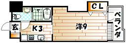 プレステージ・デル・エアプレイン[9階]の間取り
