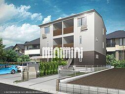 愛知県名古屋市緑区浦里1丁目の賃貸アパートの外観