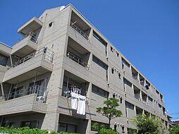 東京都立川市羽衣町1丁目の賃貸マンションの外観