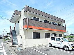 三重県鈴鹿市野辺2丁目の賃貸アパートの外観