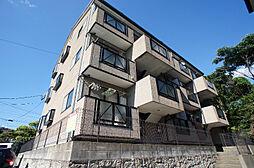 ヴェルデヒルズC[1階]の外観