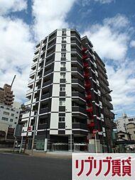 千葉県千葉市中央区新宿2丁目の賃貸マンションの外観