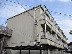 大阪府寝屋川市中神田町の賃貸マンションの外観